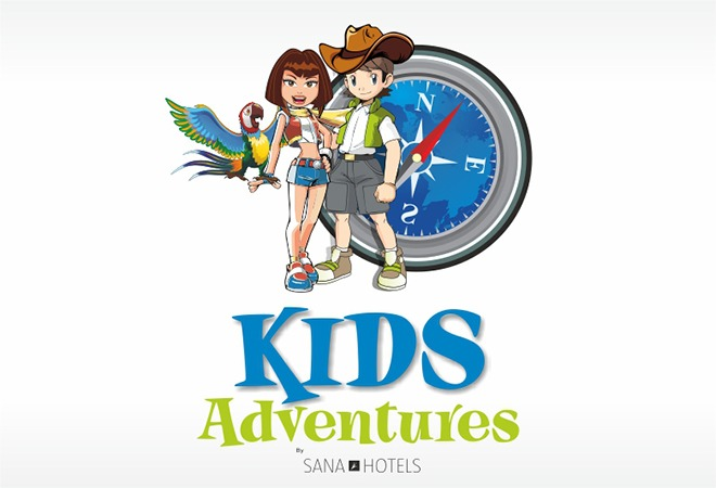 Kids Adventures – Sana Hotels